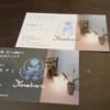 美活整体ユメカナのショップカード&名刺できました♪