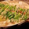 神戸元町の【もつ鍋才谷】で休日前の特権ニンニク料理を食べてきました